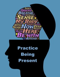 Being present in the mind